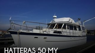 Used 1965 Hatteras 50 My For Sale In Wildwood Crest, New Jersey