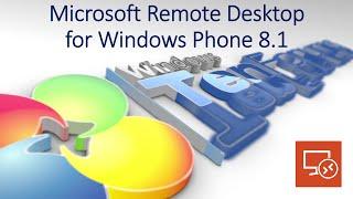 TenForums.com - Microsoft Remote Desktop App for Windows Phone