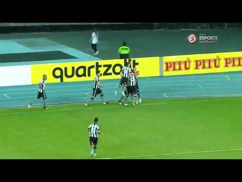 Melhores momentos - Botafogo 3 x 0 Atlético-MG - Copa do Brasil (26/07/2017)