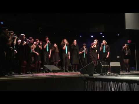 Goldmine (Take 6 cover) - MSA Jazz Choir I - Folsom Jazz Festival 2017