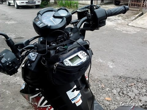 terbaru modifikasi yamaha x ride touring