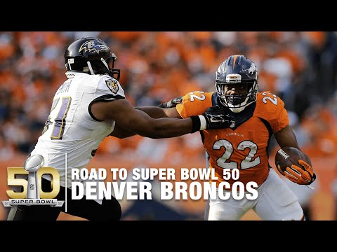 2015 Denver Broncos | Road to Super Bowl 50 | NFL