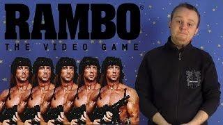видео Rambo: The Video Game обзор