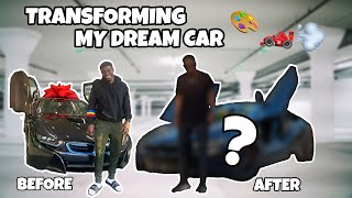 BUYING MY DREAM CAR AT 23 YEARS OLD + EXTREME i8 TRANSFORMATION