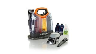 BISSELL SpotClean Anywhere Deep Cleaner with Tools