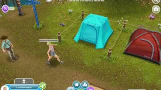 Сериал в игре за Sims FreePlay 1 сезон продолжение 3 серия