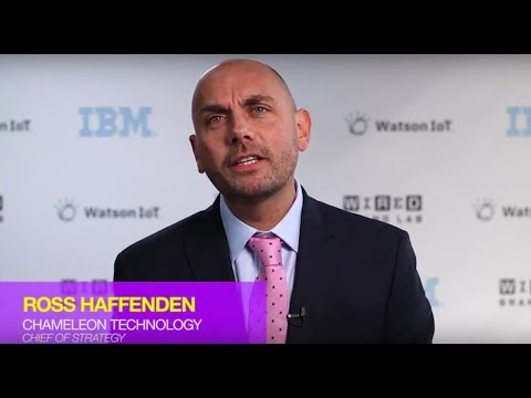IoT Voices with WIRED:  Chief of Strategy, Chameleon Technology