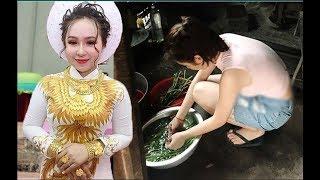 Cô dâu Hậu Giang đeo 30 cây vàng trong đám cưới sau 2 năm bây giờ ra sao?