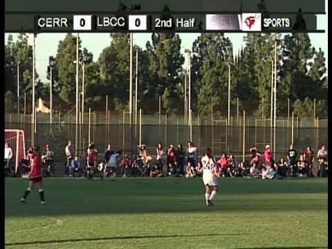 Download Women's Soccer - LBCC Vikings vs. Cerritos Falcons - 10-07-11 - Second Half