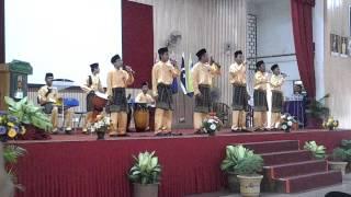 NASYID SAMT KUALA KUBU BHARU AMAL ISLAMI PERINGKAT ZON 2013