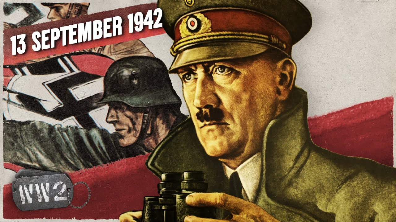 Download 159B - Stalingrad, Hitler's Obsession - WW2 - September 13, 1942