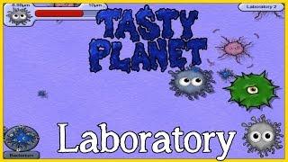 Tasty Planet - 100% Walkthrough | Laboratory [1]