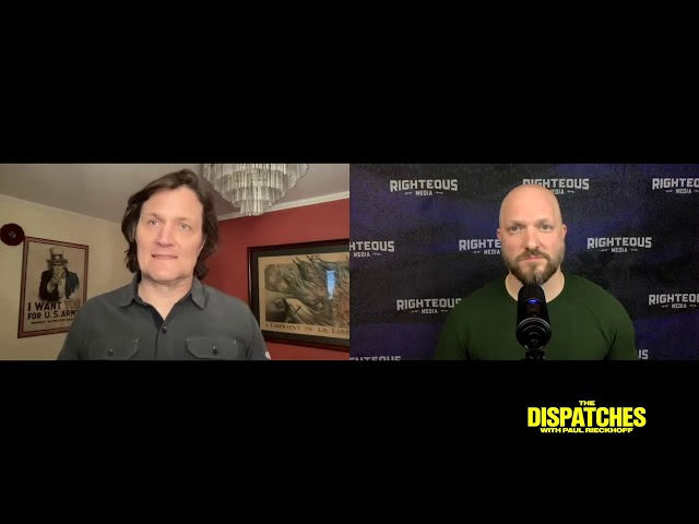 THE DISPATCHES: EPISODE 4 - JASON DEMPSEY - FIGURING IT OUT