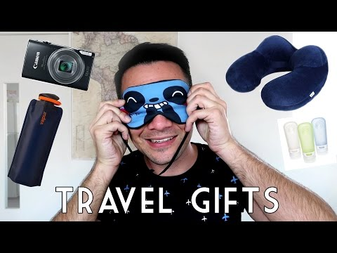 2016 Holiday Gift Guide for Travelers: Travel Essentials