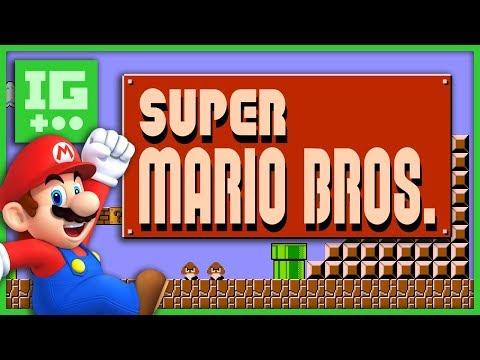 Super Mario Bros. (NES/SNES) - Modern Sensibility - IMPLANTgames