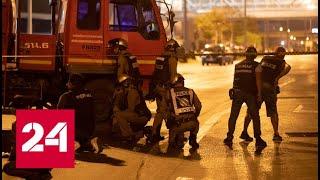 Спецназ в Таиланде взял штурмом здание, но солдат-убийца сбежал - Россия 24