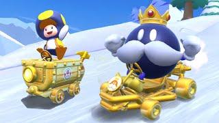 Mario Kart Tour - Snow Tour - All Cups (200cc)