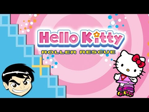 Hello Kitty Roller Rescue Is The Sickest Game Ever - GC Positive