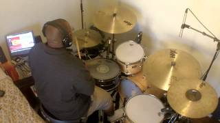 S.O.S. Band - Just Be Good To Me (Vocal Remix) (Drum Cover)
