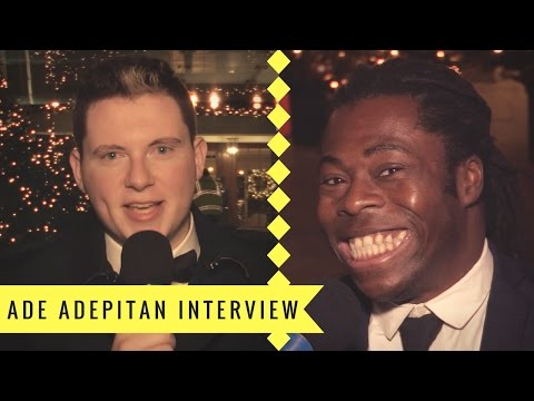 Ade Adepitan interview with Rory O'Connor | Pride of Sport Awards 2016