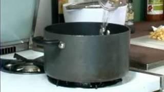 How To Prepare Traditional German Recipes : Preparing Sauerkraut For German Sauerkraut Casserole