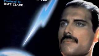 FREDDIE MERCURY TIME interview and making of