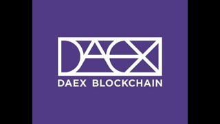 DAEX - гибридная инфраструктура обмена криптовалютами. Обзор ICO DAEX