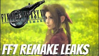 "Final Fantasy 7 Remake ""Leaks"" - Open World, Release Delay, Playstation Experience 
