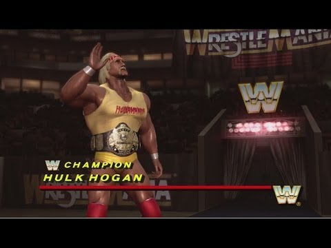 Wwe Legends Of Wrestlemania Part 1 Wrestlemania Tour Mode Relive Youtube