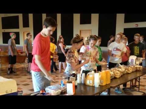 Youth Work Vacation: Yakama Indian Reservation, WA