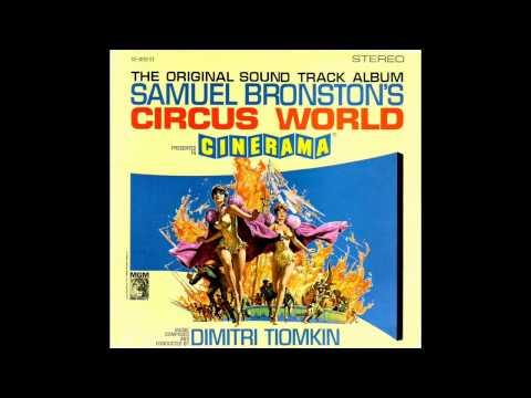 Circus World   Soundtrack Suite (Dimitri Tiomkin)
