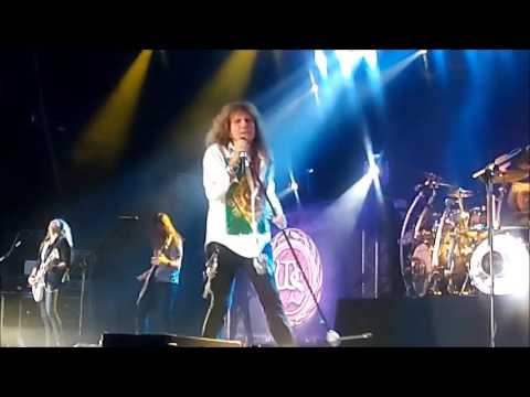 WHITESNAKE LIVE IN CURITIBA . 30/09/16 CITY OF ROCK