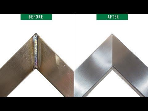 square tube - miter grinding