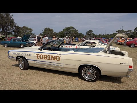 9th Isabella & Marcus Foundation Classic Vehicle Day: Classic Restos - Series 40