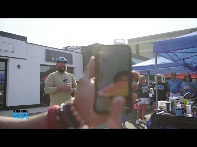 Roaring Riot Tailgate With A Purpose Week 1