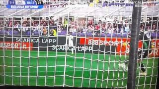 Video Gol Pertandingan Fiorentina vs Sassuolo