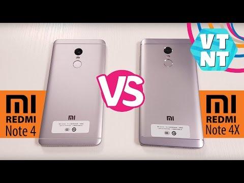 Xiaomi Redmi Note 4 Vs Xiaomi Redmi Note 4x Сравнение. Что купить?