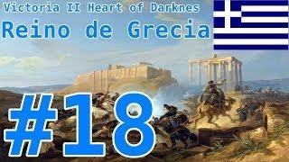 """Victoria II A Heart of Darkness - Reino de Grecia #18:""""Legiones Bizantinas"""""""