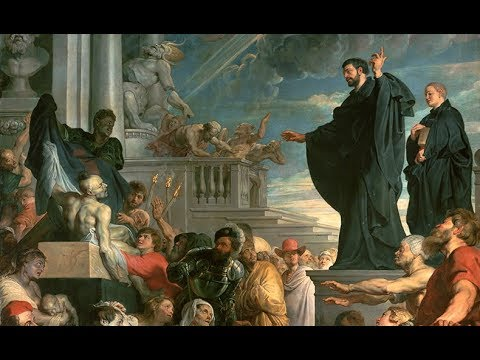 The Miracles of St Francis Xavier