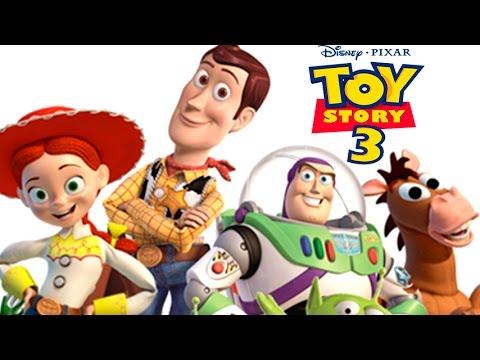 TOY STORY 3 ESPAÑOL LA PELICULA DEL JUEGO Disney Pixar Studios (Juegos de  pelicula - My Movie Games) - YouTube e29a4fbe538
