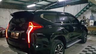 Electric back door & camera 360 for PAJERO  2017
