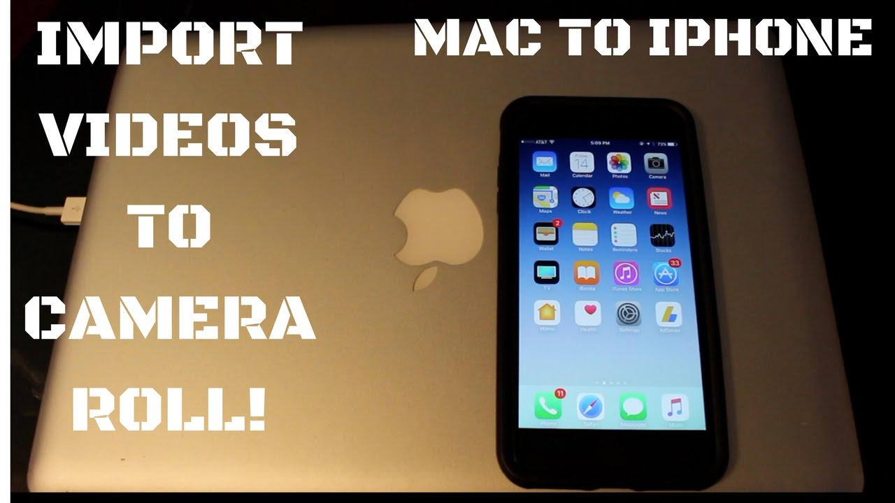Method 1:Transfer iPhone Camera Roll to Mac Using Image Capture