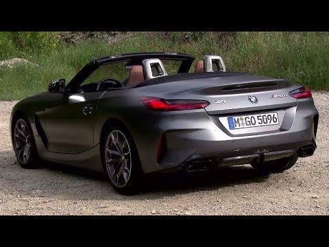 2019 Bmw Z4 M40i Interior Exterior And Drive Great Roadster Youtube