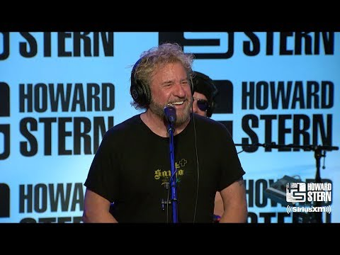 None - Sammy Hagar Talks David Lee Roth