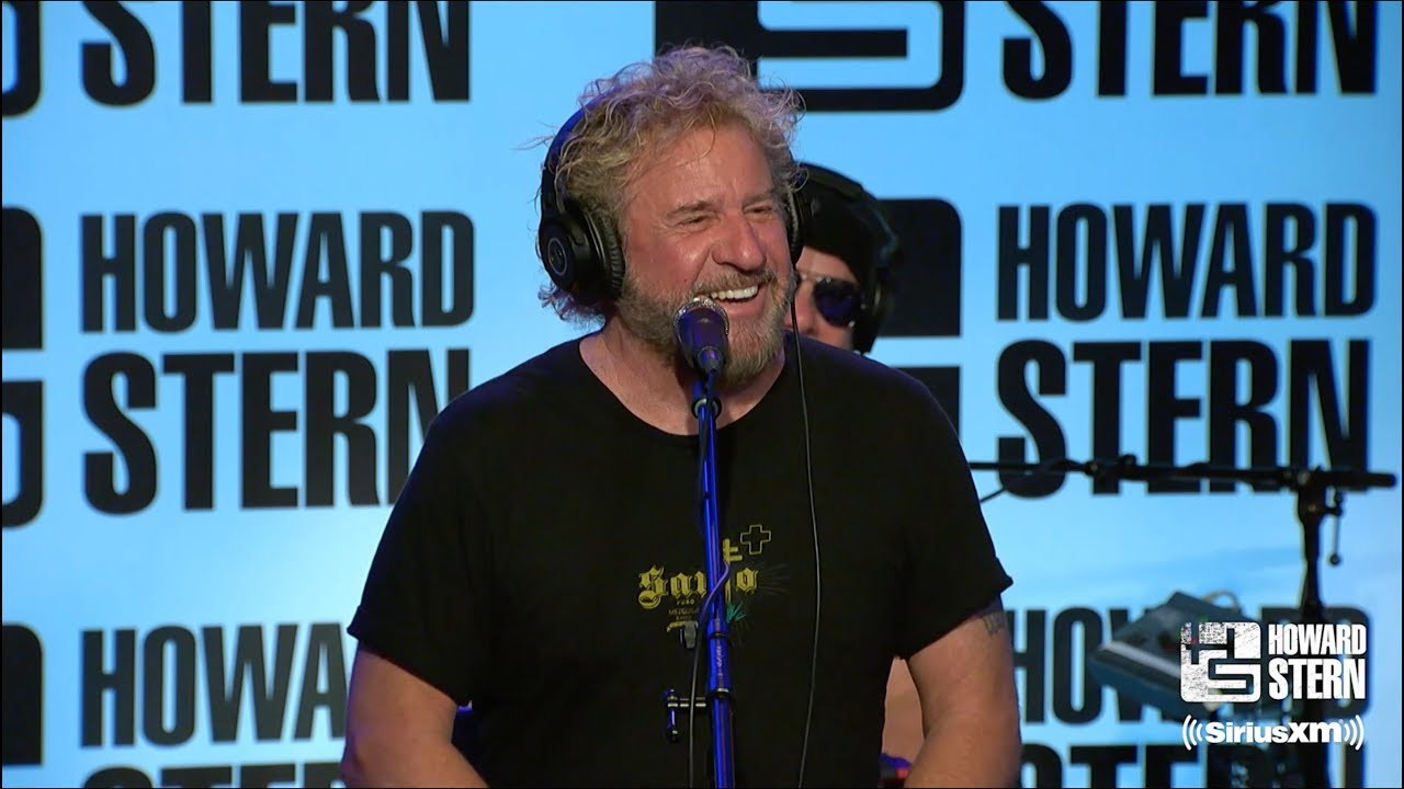 Sammy Hagar Tried To Make Amends With Alex And Eddie Van Halen Youtube
