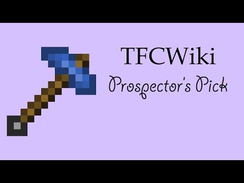 TFCWiki: Prospector's Pick