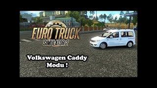 Ets 2 Volkswagen Caddy Araç Modu  1.22