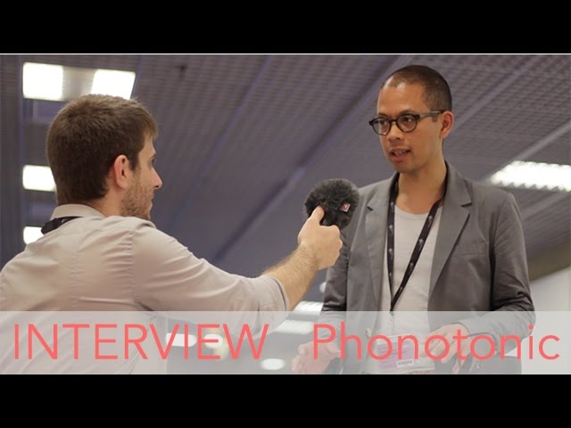 [MIDEM 2015] Interview PHONOTONIC : Nicolas RASAMIMANANA