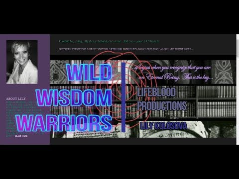 WILD WISDOM WARRIORS SERIES | Q-ANON or I-ANON? | HUMANITY: EXPAND YOUR THINKING