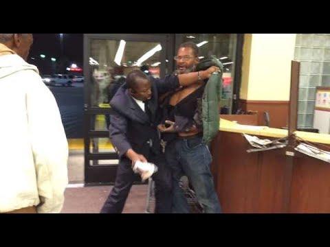 Shoplifter Tells Security Guard